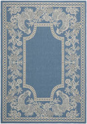 Safavieh Courtyard Cy3305-3103 Blue / Natural Area Rug