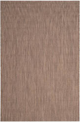 Safavieh Courtyard Cy8022 Brown - Beige Area Rug