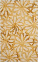 Safavieh Dip Dye Ddy527m Beige - Gold Area Rug