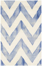 Safavieh Dip Dye Ddy715a Ivory - Blue Area Rug