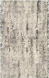 Safavieh Dip Dyed Ddy718k Grey - Ivory Area Rug