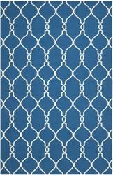Safavieh Dhurries DHU415A Dark Blue Area Rug