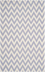 Safavieh Dhurries DHU557J Purple / Ivory Area Rug