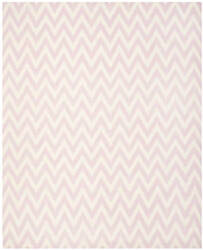 Safavieh Dhurries DHU557P Pink / Ivory Area Rug