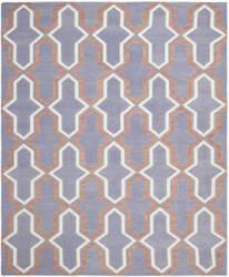 Safavieh Dhurries DHU559A Purple / Multi Area Rug
