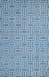 Safavieh Dhurries DHU562A Light Blue / Ivory Area Rug