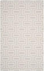 Safavieh Dhurries DHU562B Grey / Ivory Area Rug
