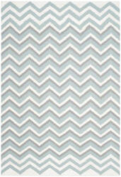 Safavieh Dhurries Dhu646a Blue - White Area Rug