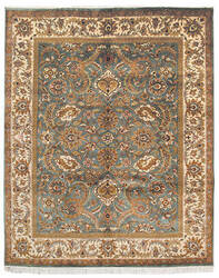 Safavieh Dynasty DY244B Green / Ivory Area Rug