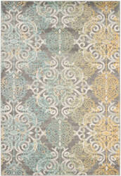 Safavieh Evoke Evk230d Grey - Ivory Area Rug