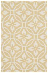 Safavieh Four Seasons Frs236d Gold - Ivory Area Rug