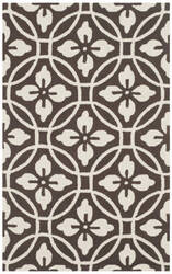 Safavieh Four Seasons Frs236e Chocolate - Ivory Area Rug