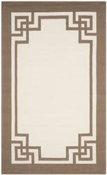 Safavieh Four Seasons Frs461a Off White - Mocha Area Rug