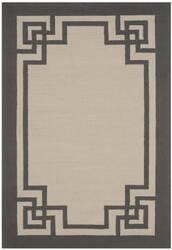 Safavieh Four Seasons Frs461t Ivory - Charcoal Area Rug