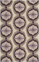 Safavieh Four Seasons FRS486B Beige / Purple Area Rug