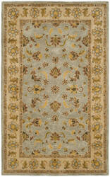 Safavieh Heritage Hg913a Light Blue / Beige Area Rug