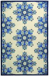 Safavieh Chelsea HK361C Ivory / Blue Area Rug