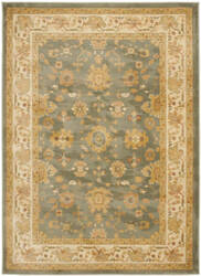 Safavieh Heirloom HLM1738-6511 Blue / Creme Area Rug