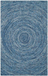 Safavieh Ikat Ikt633a Dark Blue - Multi Area Rug