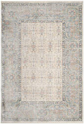 Safavieh Illusion Ill701b Cream - Light Blue Area Rug