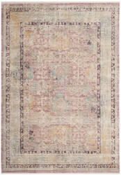 Safavieh Illusion Ill706g Rose - Light Grey Area Rug