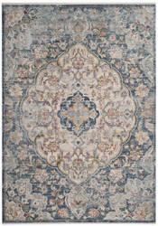 Safavieh Illusion Ill711m Cream - Blue Area Rug