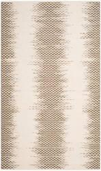 Safavieh Cotton Kilim Klc121b Brown - Ivory Area Rug