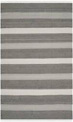Safavieh Kilim Klm103a Grey - Black Area Rug