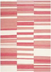 Safavieh Kilim Klm953c Pink / Ivory Area Rug