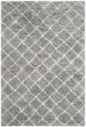 Safavieh Kenya Kny404e Light Grey - Ivory Area Rug