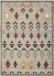 Safavieh Kenya Kny812a Natural / Multi Area Rug