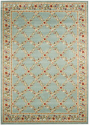 Rugstudio Sample Sale 63178R Blue / Blue Area Rug