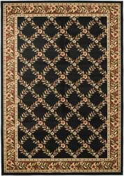 Safavieh Lyndhurst Lnh557 Black / Brown Area Rug