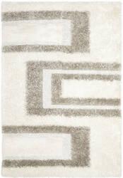 Safavieh Manhattan MAN522A White / Grey Area Rug