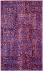 Safavieh Monaco Mnc214l Purple - Multi Area Rug