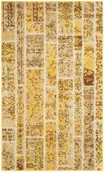 Safavieh Monaco Mnc216k Yellow - Multi Area Rug