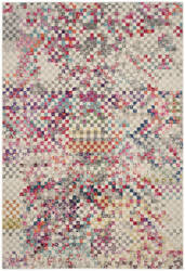 Safavieh Monaco Mnc241g Grey - Multi Area Rug