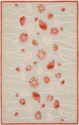 Martha Stewart By Safavieh Msr3627 Poppy Glossary B Area Rug
