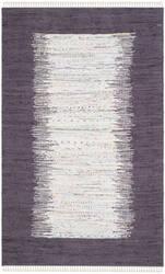 Safavieh Montauk Mtk711m Ivory / Purple Area Rug