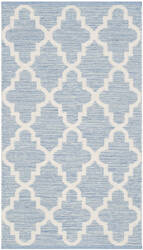Safavieh Montauk Mtk810b Light Blue - Ivory Area Rug