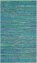 Safavieh Nantucket Nan220a Blue Area Rug