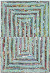 Safavieh Nantucket Nan603a Teal Area Rug