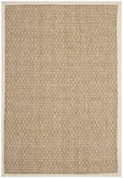 Safavieh Natural Fiber Nf114j Natural / Ivory Area Rug