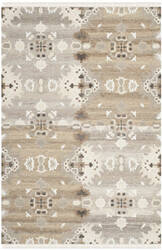 Safavieh Natural Kilim Nkm318a Grey / Multi Area Rug