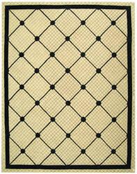 Safavieh Newport Npt429a Ivory - Black Area Rug