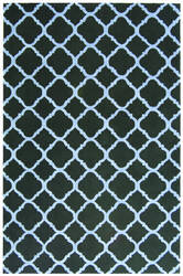 Safavieh Newport Npt430b Black - Blue Area Rug