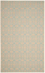 Safavieh Palm Beach Pab511a Natural - Turquoise Area Rug