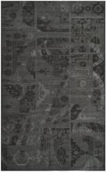 Safavieh Palazzo Pal121 Black - Grey Area Rug