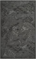 Safavieh Palazzo Pal122 Black - Grey Area Rug