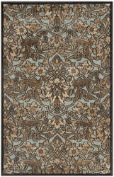Safavieh Paradise Par141-3370 Soft Anthracite - Anthracite Area Rug